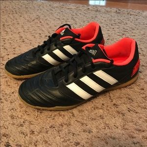 Adidas Indoor Soccer Shoes 7